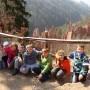 Lehrausflug zu den Erdpyramiden von Oberbozen