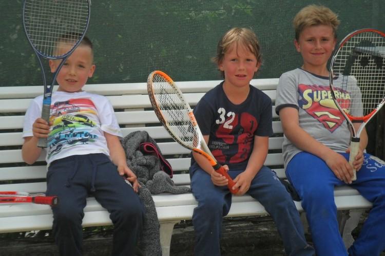 Schnupperkurs Tennis