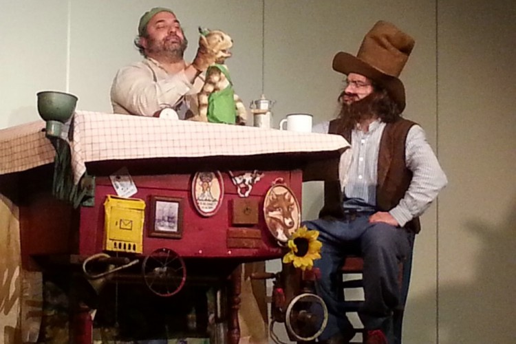 "Theater ""Petterson & Findus"""