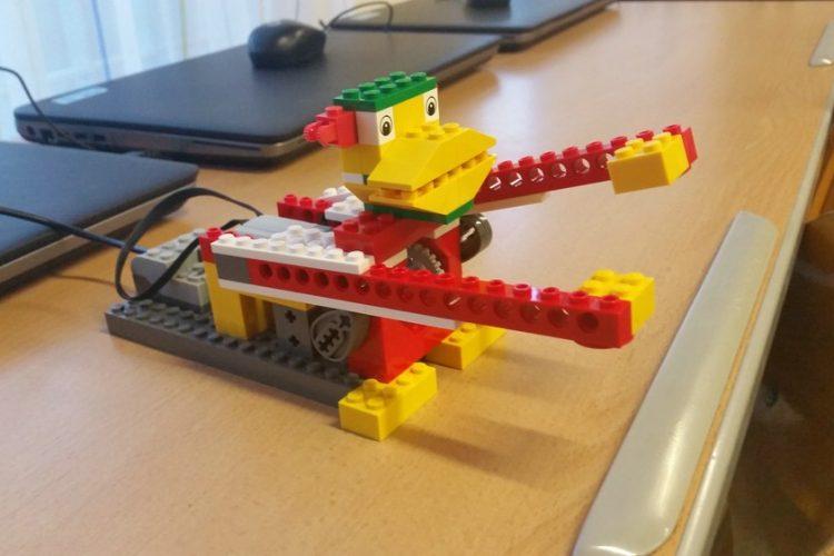 Projekt – Lego Wedo – Programmieren