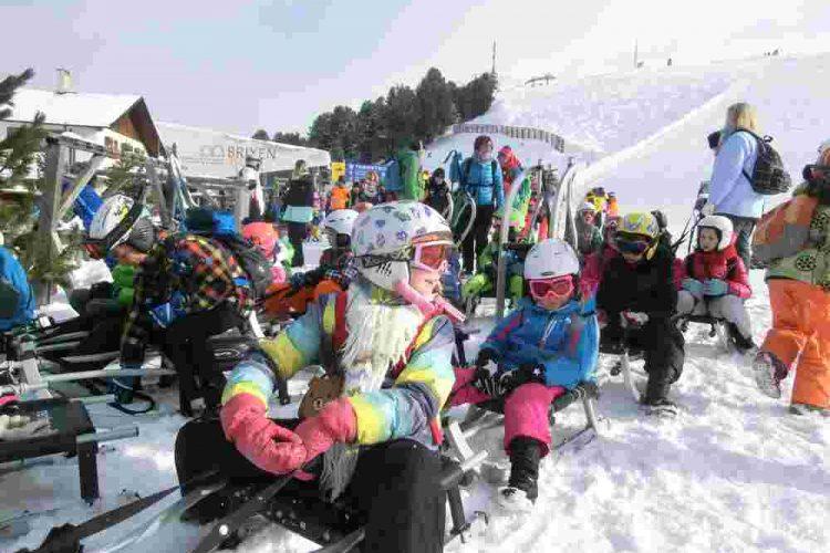 Schneesicherheitstag auf der Plose