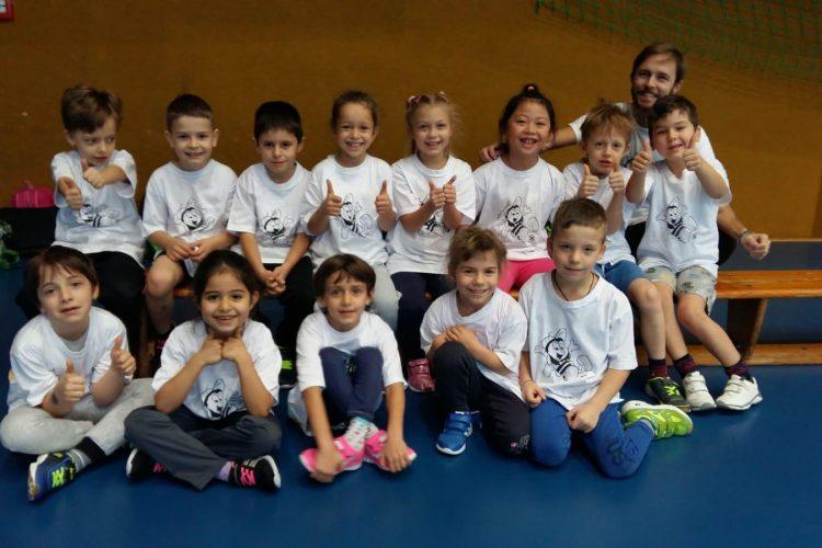 Unser erstes Handballturnier