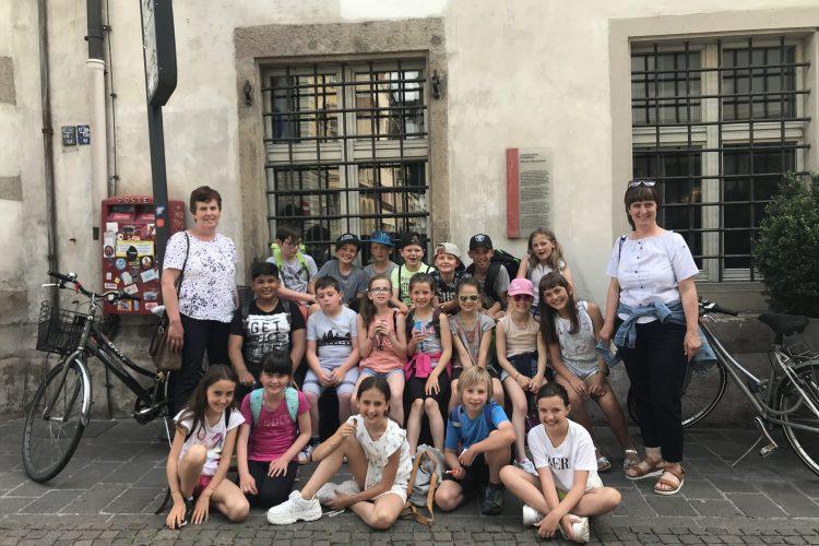 Ausflug ins Naturmuseum Bozen