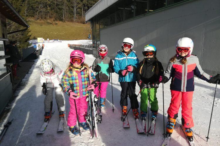 Skikurs auf der Plose