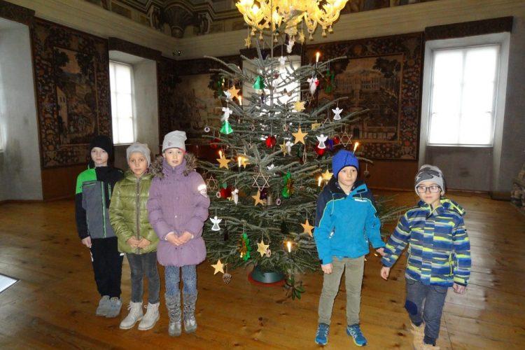 Schmuck für einen besonderen Weihnachtsbaum